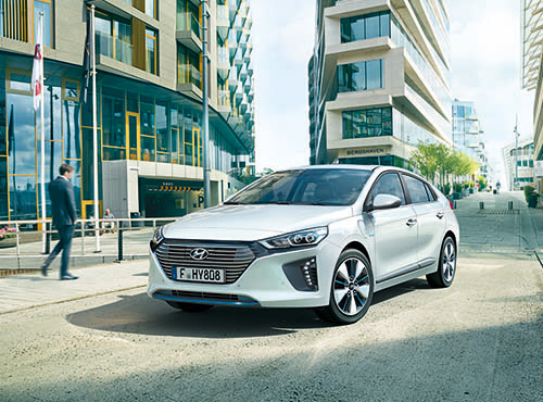 privatleasing hyundai ioniq